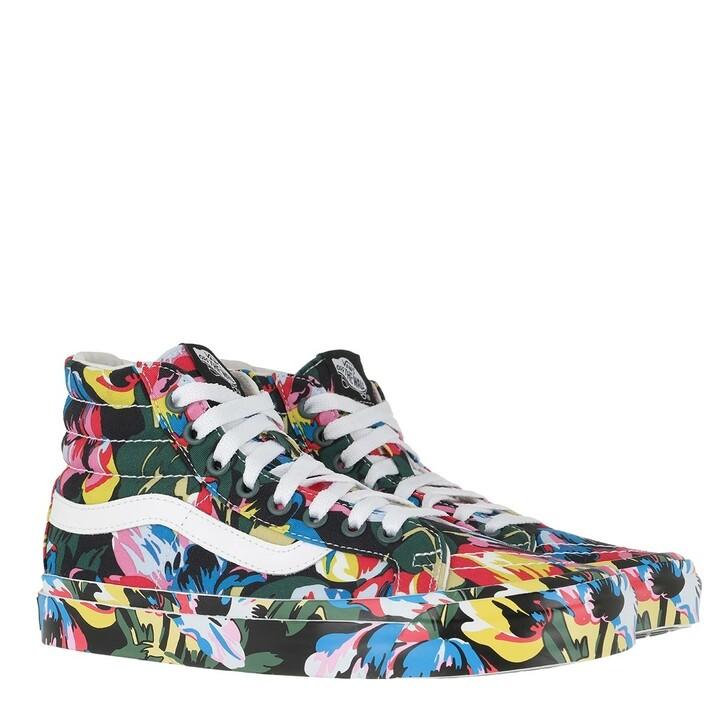 Schuh, Kenzo, Vans X Kenzo High Top Sneaker Black
