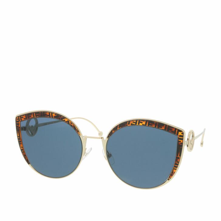 Sonnenbrille, Fendi, FF 0290/S Gold