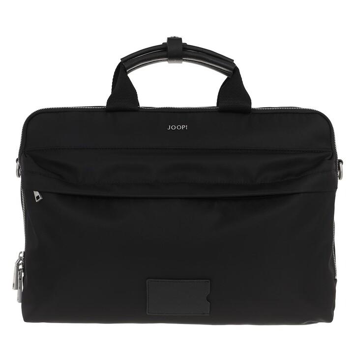 bags, JOOP!, Cimiano Pandion Briefbag Black