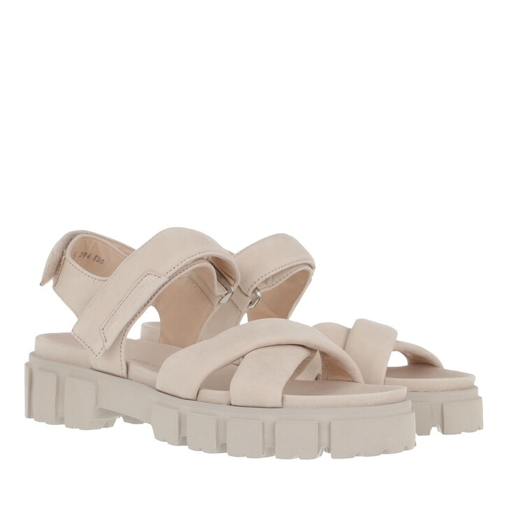 Schuh, Kennel & Schmenger, Trail Sandals Soft Nubuk desert S.cr