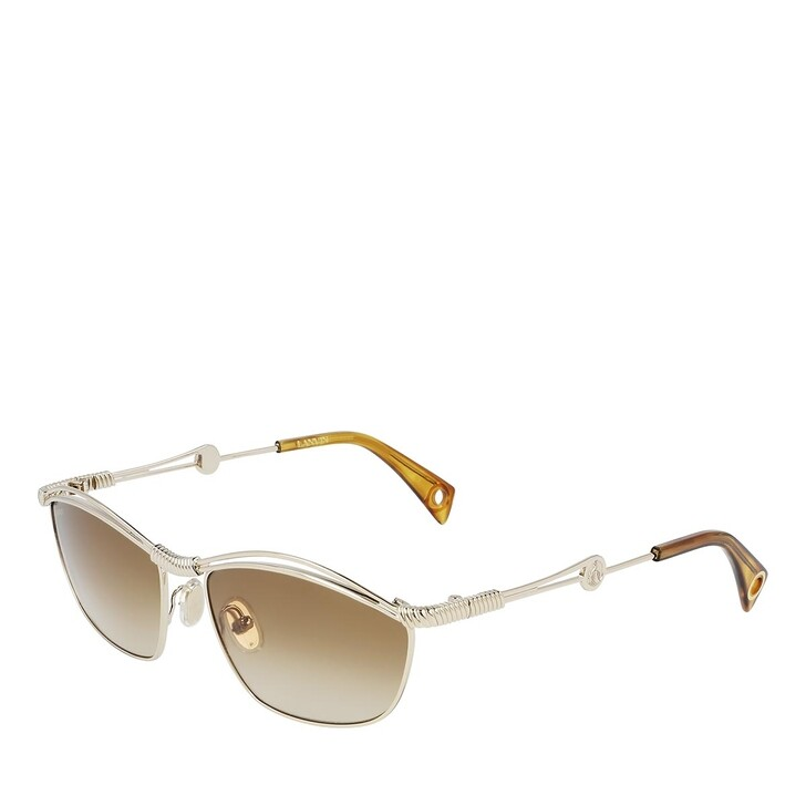 Sonnenbrille, Lanvin, LNV111S GOLD/GRADIENT CARAMEL