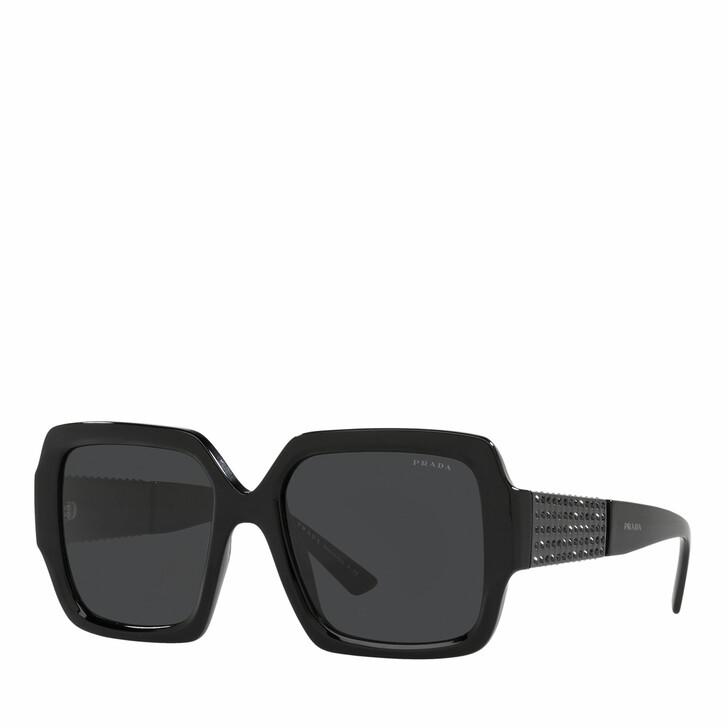 sunglasses, Prada, 0PR 21XS BLACK