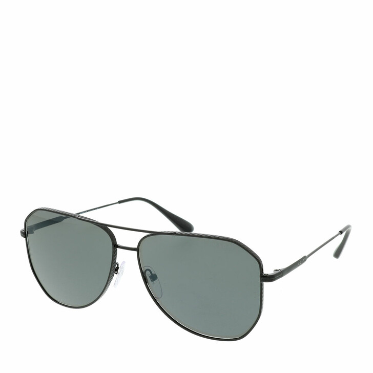 Sonnenbrille, Prada, 0PR 63XS 1AB731 Man Sunglasses Conceptual Black