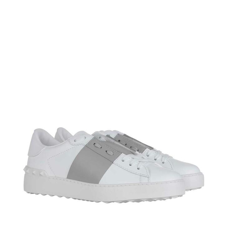 Schuh, Valentino Garavani, Open Sneaker White