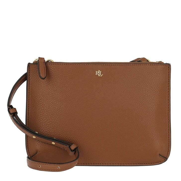 Handtasche, Lauren Ralph Lauren, Carter 26 Crossbody Medium Lauren Tan