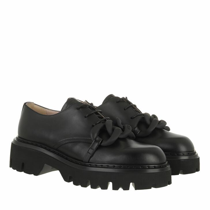 shoes, N°21, Derby Black