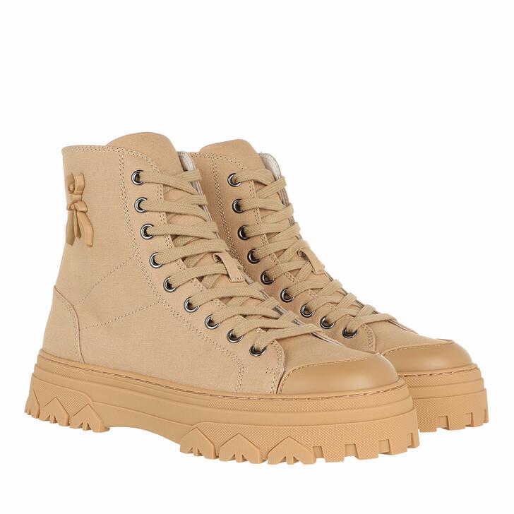 shoes, Patrizia Pepe, Scarpe Sneaker Pompei Beige