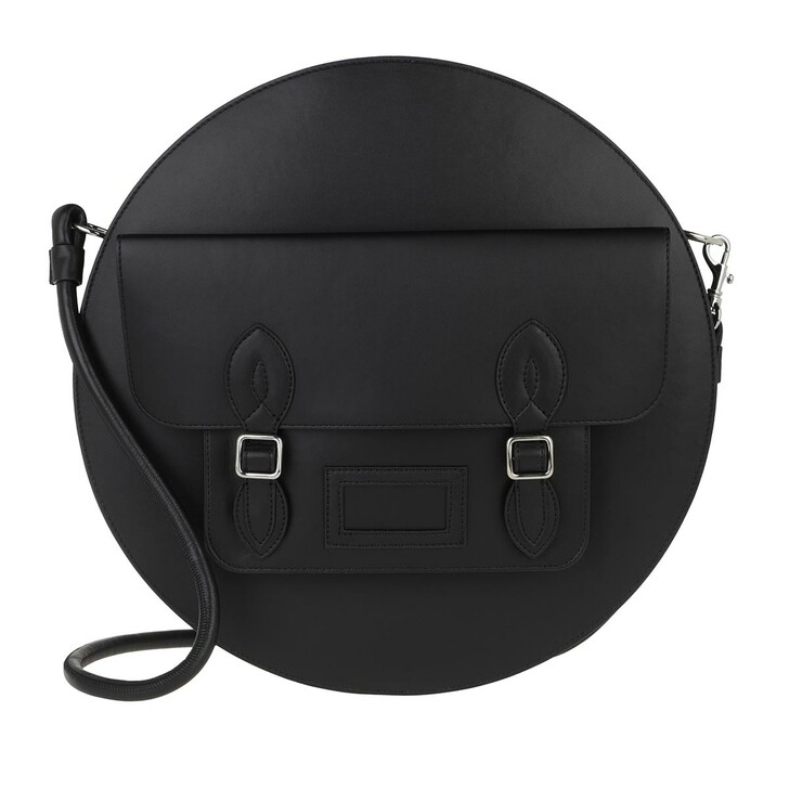 Handtasche, MM6 Maison Margiela, Shopping Bag Leather Black