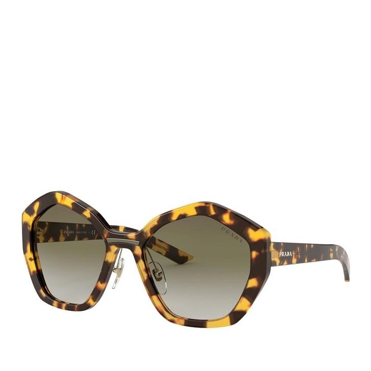 sunglasses, Prada, 0PR 08XS Medium Havana