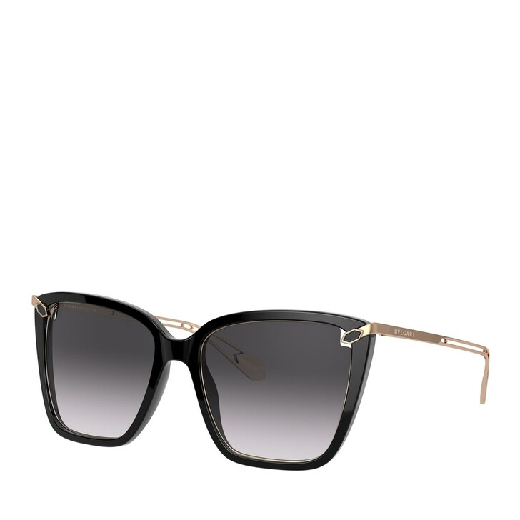 sunglasses, BVLGARI, AZETAT WOMEN SONNE BLACK