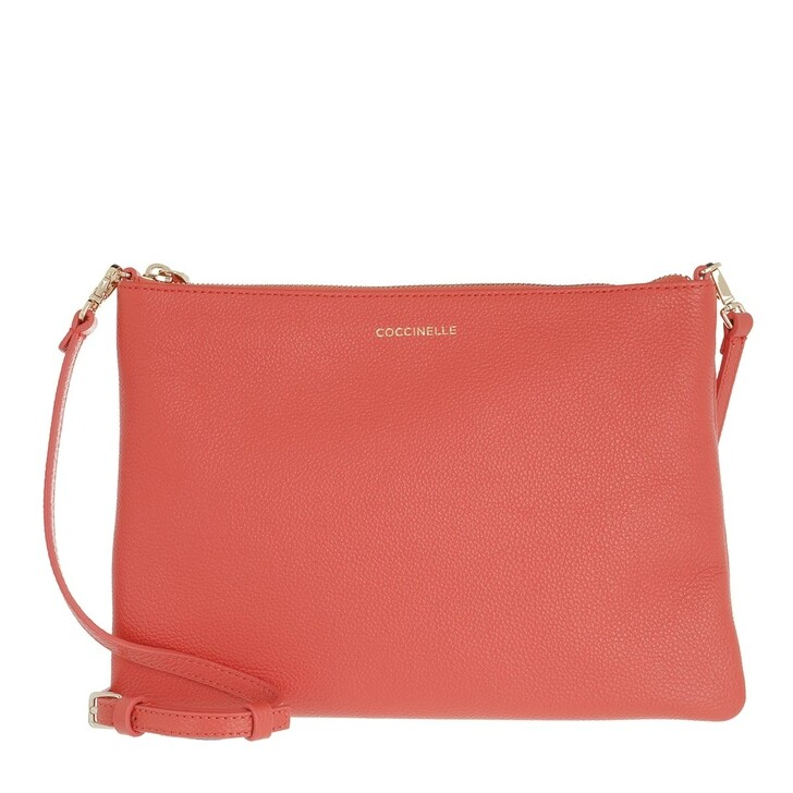 Handtasche, Coccinelle, Best Crossbody Bag Coral Red