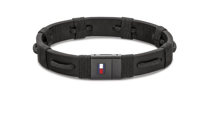 Armreif, Tommy Hilfiger, Casual Bracelet Black