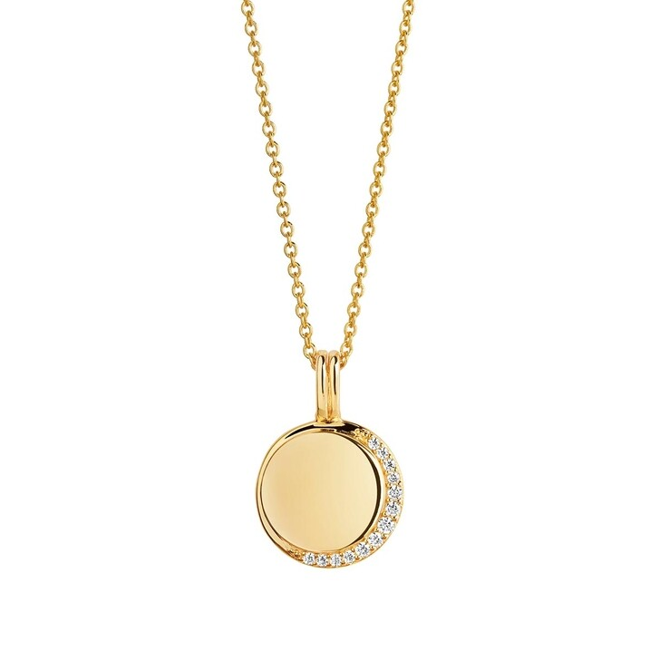 Kette, Sif Jakobs Jewellery, Portofino Pendant Yellow Gold