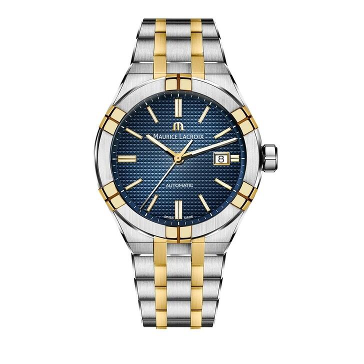watches, Maurice Lacroix, Watch Aikon Bicolour Blue
