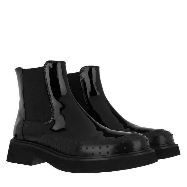 Schuh, Tod's, Chelsea Boots Leather Black