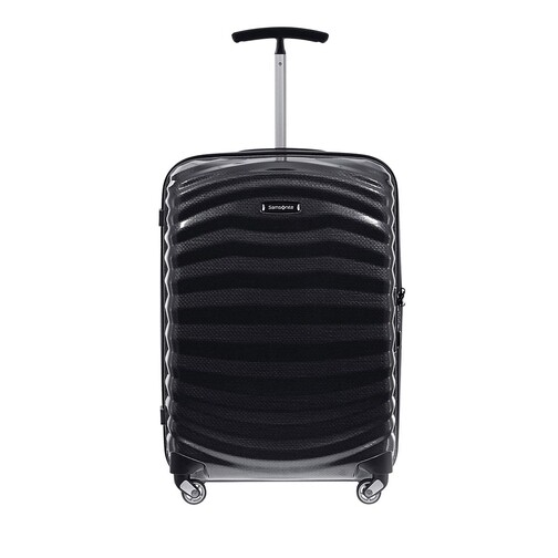 samsonite -  Reisegepäck - Lite Shock Travel Bag - in schwarz - für Damen