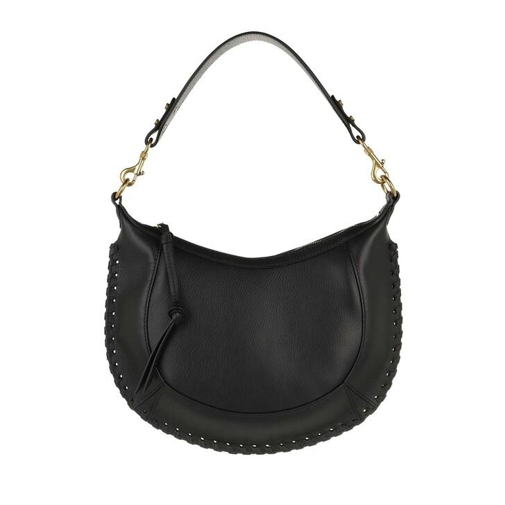 Handtasche, Isabel Marant, Crossbody Bag Leather Black