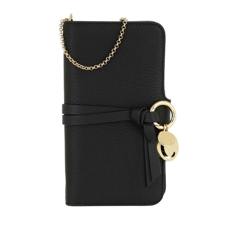 Smartphone/Tablet case (Case), Chloé, Smart Phone Holder Black
