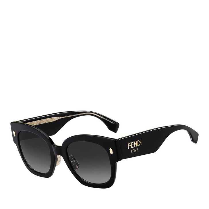 Sonnenbrille, Fendi, FF 0458/G/S BLACK