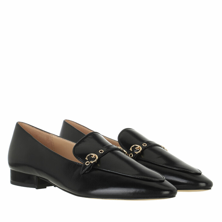 shoes, Coach, Isabel Leather Loafer