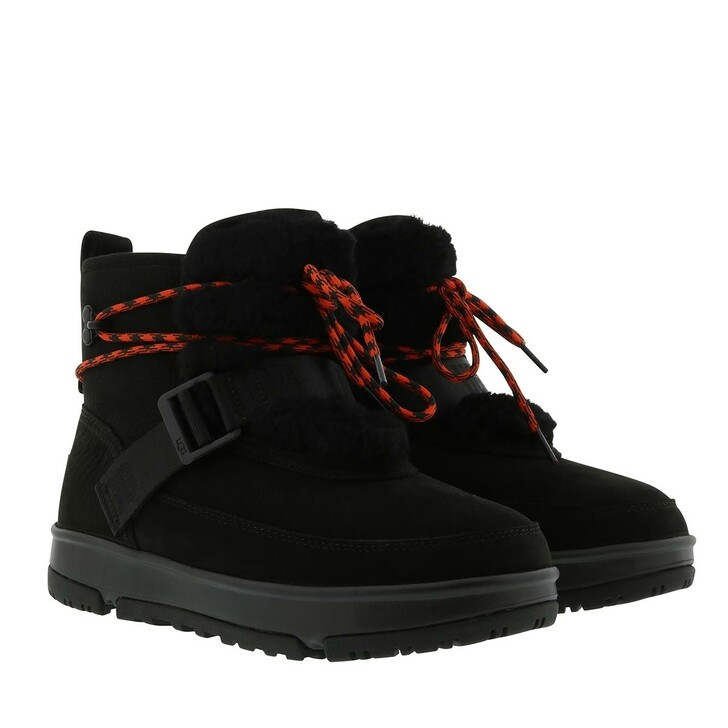 Schuh, UGG, Classic Weather Hiker Boot Black