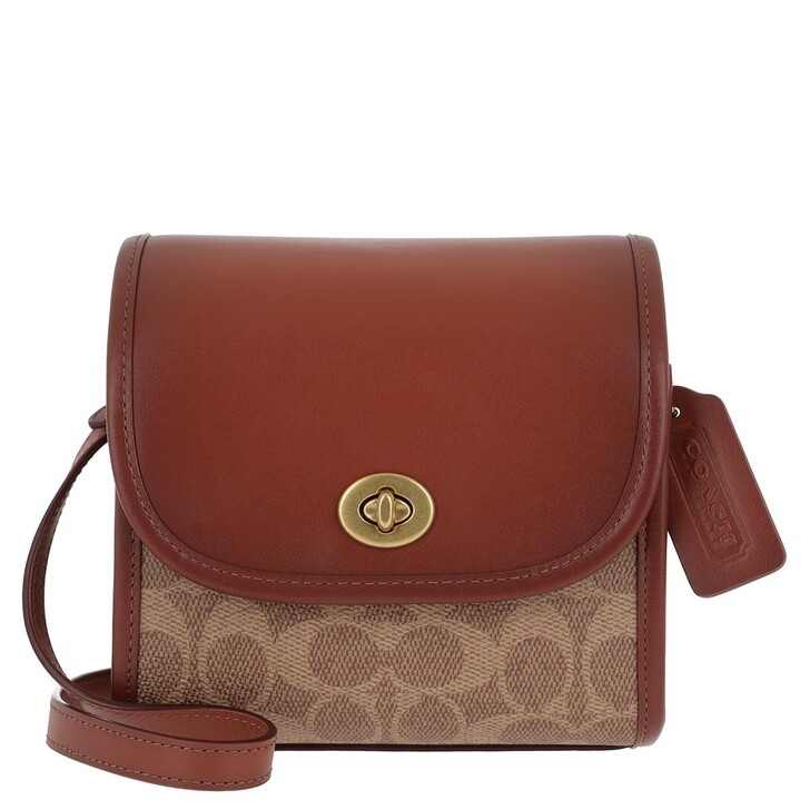 Handtasche, Coach, Womens Bags Crossbody  Beige