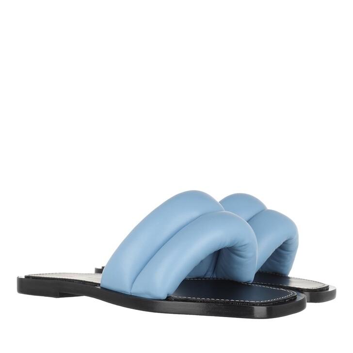 Schuh, Proenza Schouler, Puffy Slide Light Pastel Blue