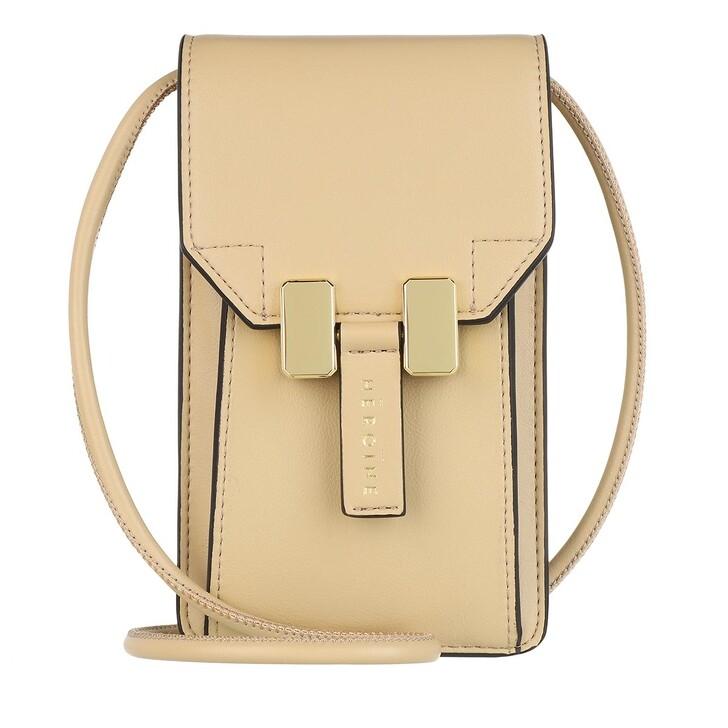 Smartphone/Tablet case (Case), Maison Hēroïne, Romy Phone Bag Oyster