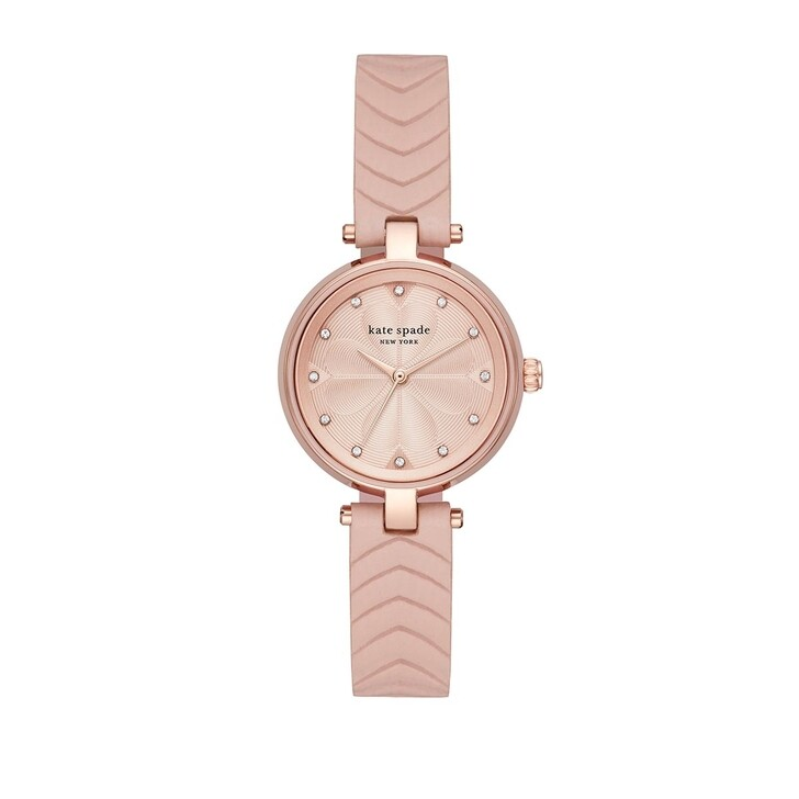 Uhr, Kate Spade New York, KSW1545 Annadale Quilted Watch Roségold