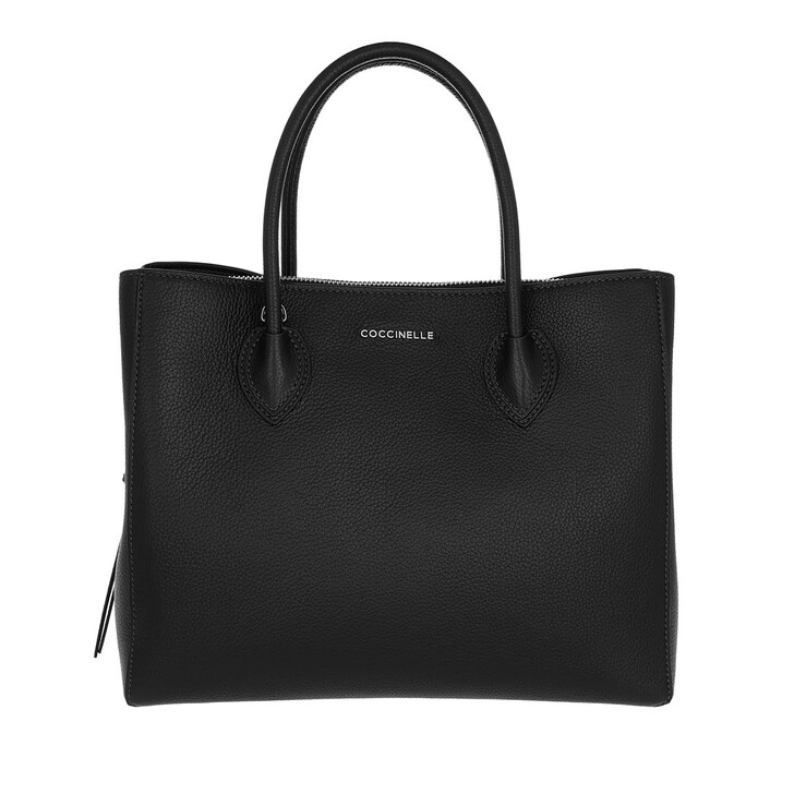 Handtasche, Coccinelle, Farisa Shopper Noir