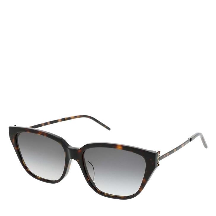 Sonnenbrille, Saint Laurent, SL M48S/F 58 004