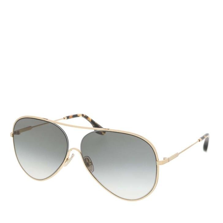 Sonnenbrille, Victoria Beckham, VB133S Gold/Smoke