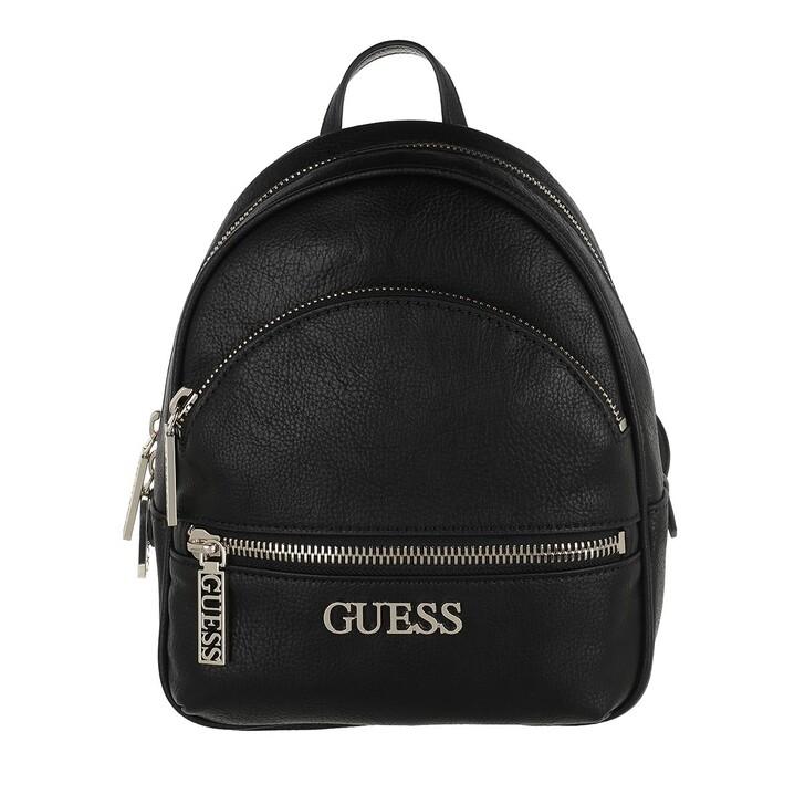 Reisetasche, Guess, Manhattan Small Backpack Black