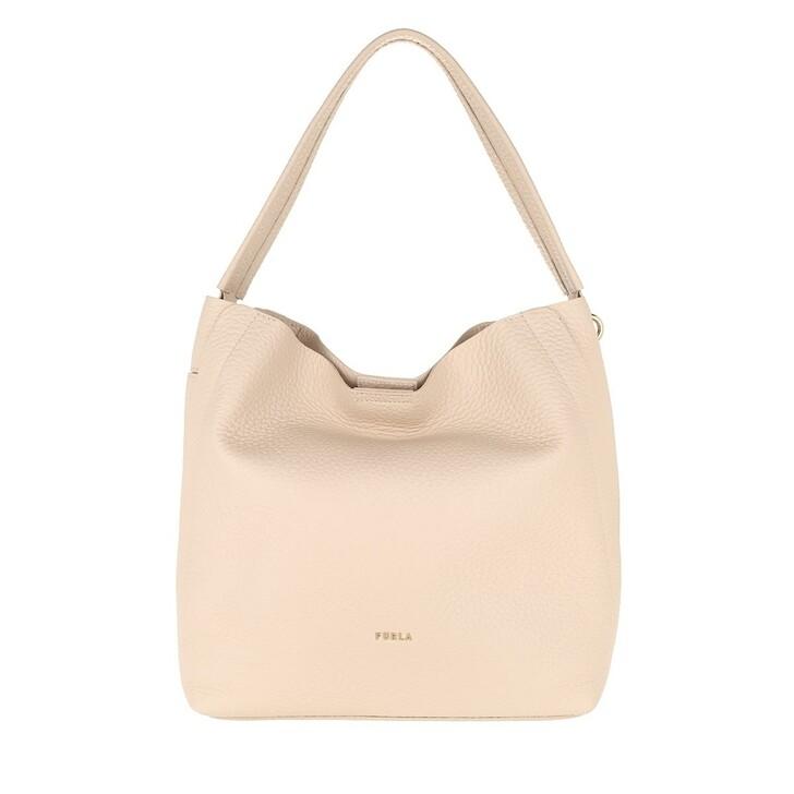 Handtasche, Furla, Grace Medium Hobo Bag Ballerina