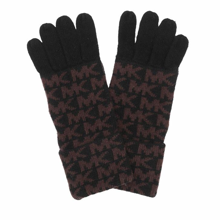 gloves, MICHAEL Michael Kors, Mini Mk Logo Glove