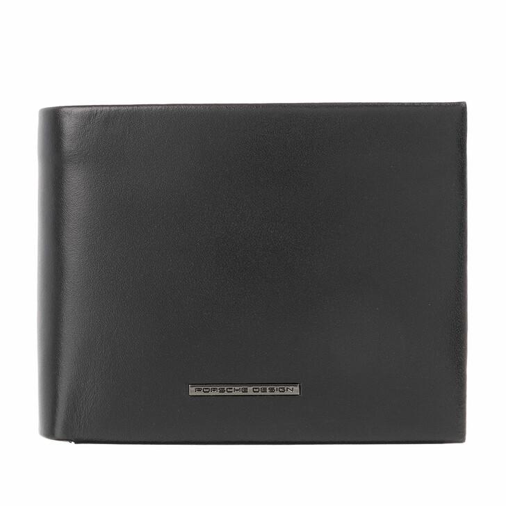 Geldbörse, Porsche Design, Classic Wallet Black