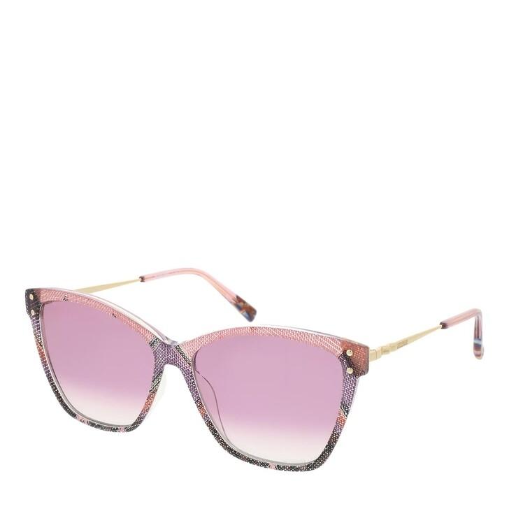 Sonnenbrille, Missoni, MIS 0003/S Graphic Pink