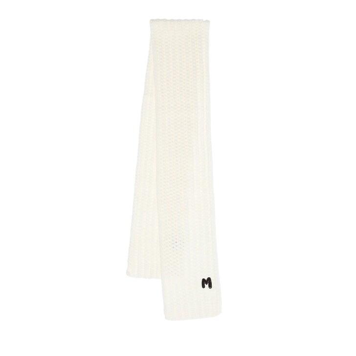 scarves, M Missoni, Scarf White