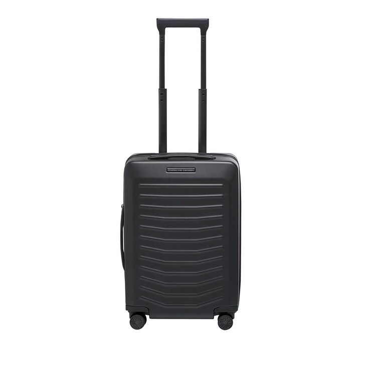 Reisetasche, Porsche Design, Roadster Small 4 Wheel Trolley Black
