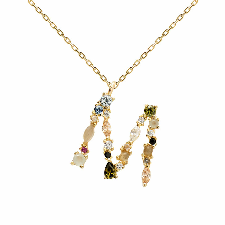 Kette, PDPAOLA, M Necklace Yellow Gold