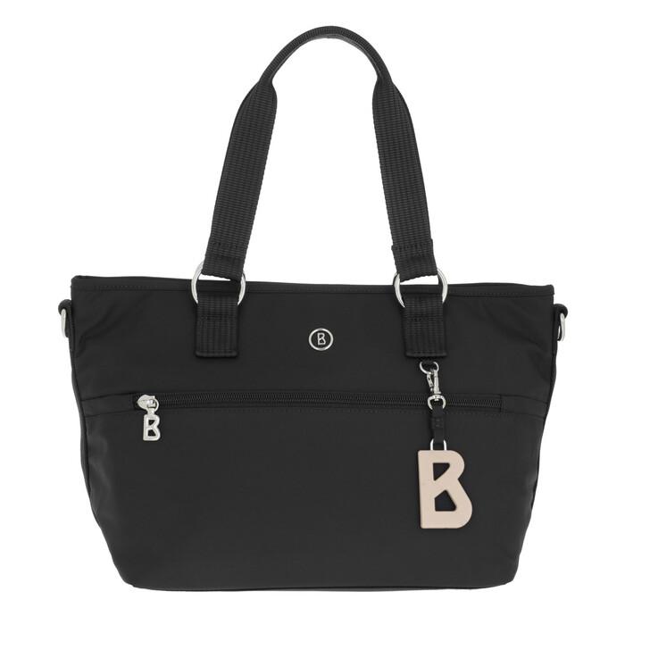 Handtasche, Bogner, Verbier Gesa Handbag Shz black