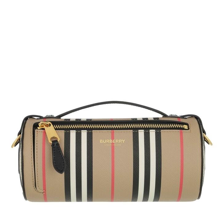bags, Burberry, Barrel Crossbody Bag Archive Beige