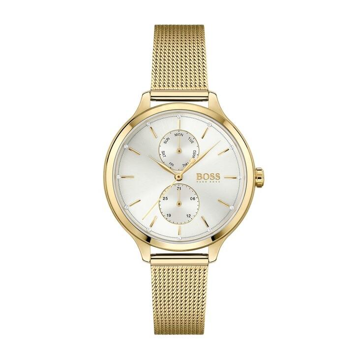 watches, Boss, Women Multifunctional Watch Purity Gold