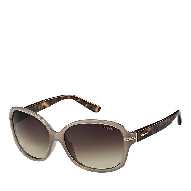 Sonnenbrille, Polaroid, P8419 BEIGE HAVANA
