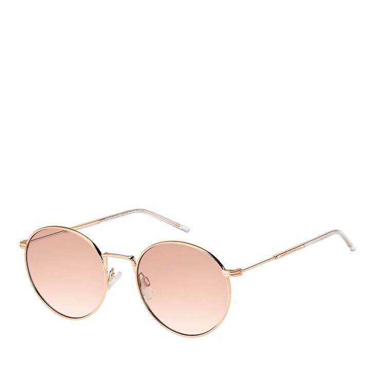 Sonnenbrille, Tommy Hilfiger, TH 1586/S GOLD COPPER