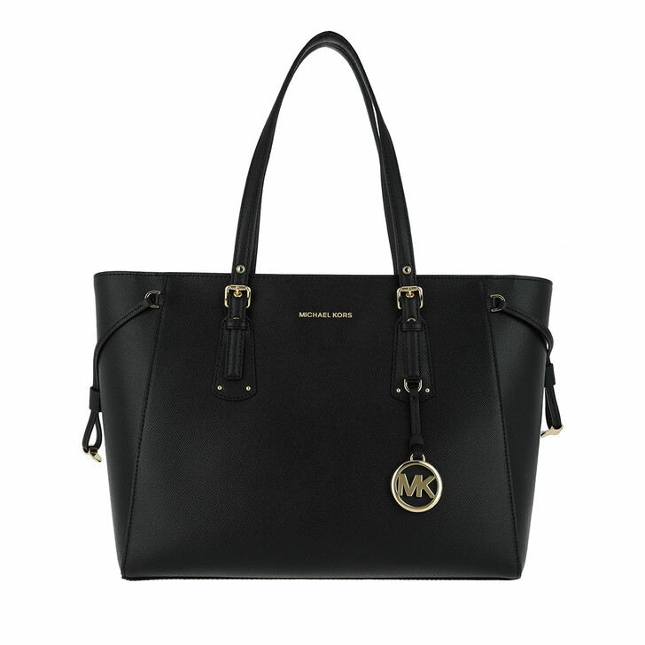 Handtasche, MICHAEL Michael Kors, Medium Mf Tz Tote Black
