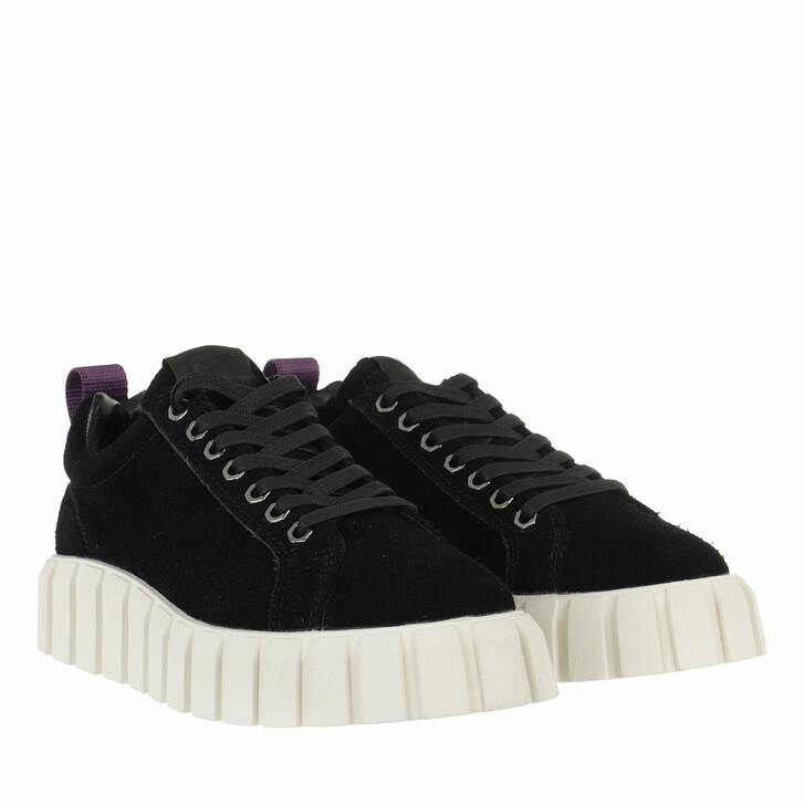 Schuh, Eytys, Odessa Sneakers Suede Black