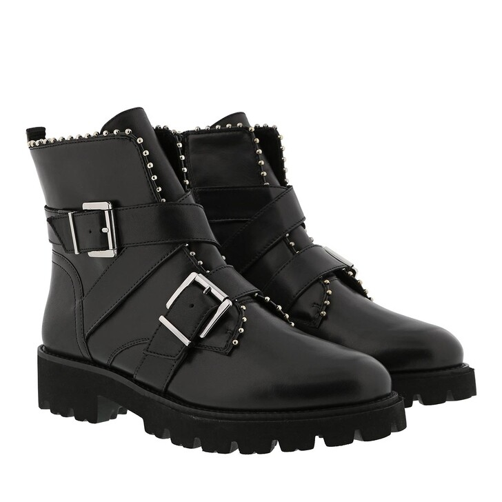 shoes, Steve Madden, Hoofy Ankleboot Black