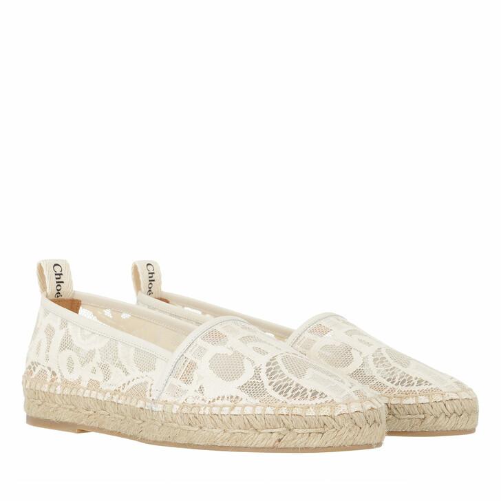 shoes, Chloé, Woody Espadrilles Mild Beige