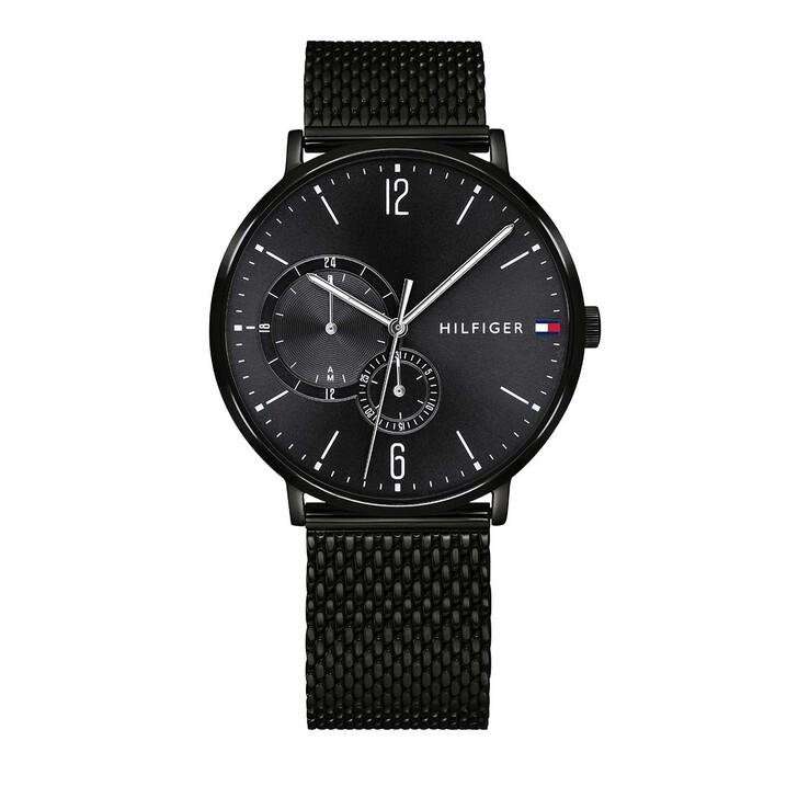 Uhr, Tommy Hilfiger, Multifunctional Watch Brooklyn 1791507 Black